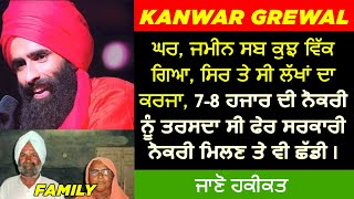 🔴KANWAR GREWAL BIOGRAPHY | FAMILY | WIFE | DAUGHTER | INTERVIEW | SONGS | LIFE STORY | STRUGGLE