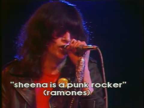 Ramones 1980 Live French TV