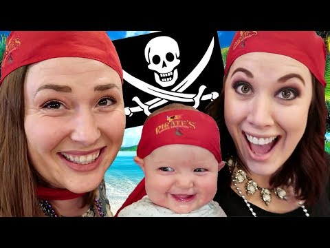 HUGE SURPRISE VACATION AND A FUN PIRATE ADVENTURE DINNER PARTY! W/ THE BALLINGER FAMILY