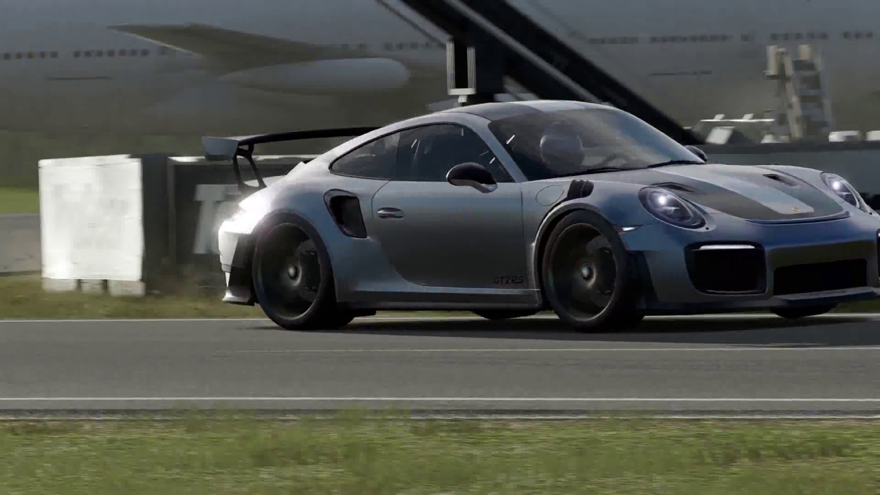 new porsche 911 gt2 rs around the top gear track youtube. Black Bedroom Furniture Sets. Home Design Ideas