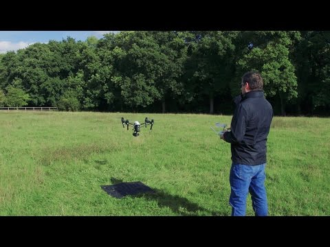 Licenced to fly: What it's like training to be a professional drone pilot
