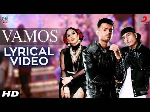 Vamos Lyrical Video  Dr Zeus  Badal  Raja Kumari  Being U Music