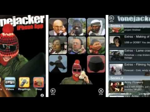 Mr Doovde Vs. Best Buy USA . Fonejacker iPhone app phone ...