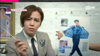 2016年1月22日 韓国Mnet放送より。 放送リンク:http://smart.mnet.com...