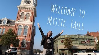 Дневники Вампира или Welcome to Mystic Falls / город Ковингтон штат  Джорджия