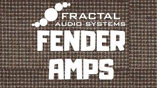 Axe-Fx III Fender Tweed Models (Plus Magic Six Settings Explained)