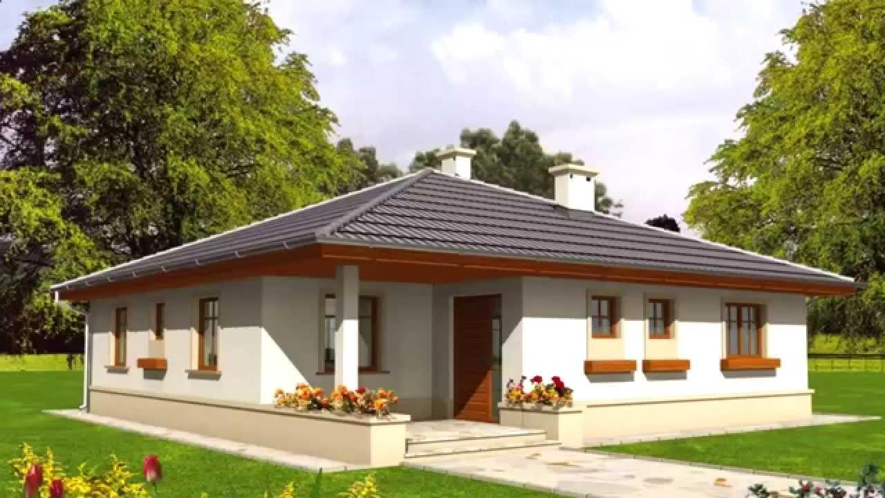bf0f88e6fbb5 Проекты одноэтажных домов и коттеджей - YouTube