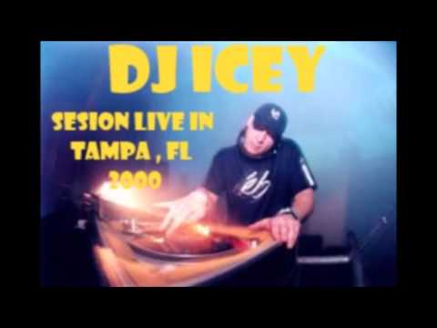Dj icey  Live in tampa , FL