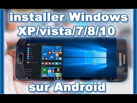 comment reinstaller android