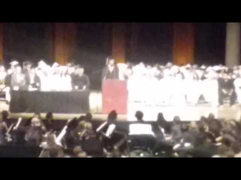 Fruitland High School Graduation 2016 Closing