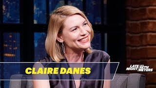 Claire Danes Discovered an Adult Film Parody of Homeland