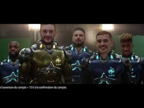 PMU PUB Euro : The Footballers – Version TV 30s