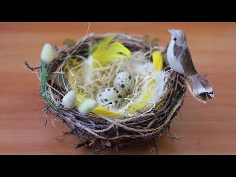 Поделки весенние как сделать птицу из бумаги или из ткани