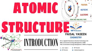 Gambar cover ATOMIC STRUCTURE (INTRODUCTION)