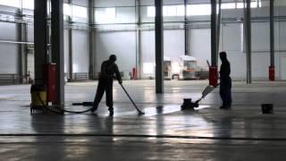 Уборка производственных помещений и послестроительная уборка от компании ГУРД(, 2014-08-19T12:04:26.000Z)
