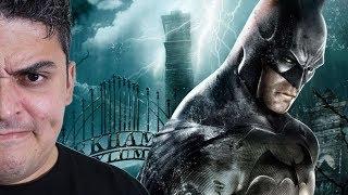 O Melhor Jogo do Batman - Batman Arkham Asylum