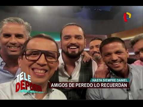 ¡Hasta siempre, Daniel! un homenaje a la voz de la selección peruana
