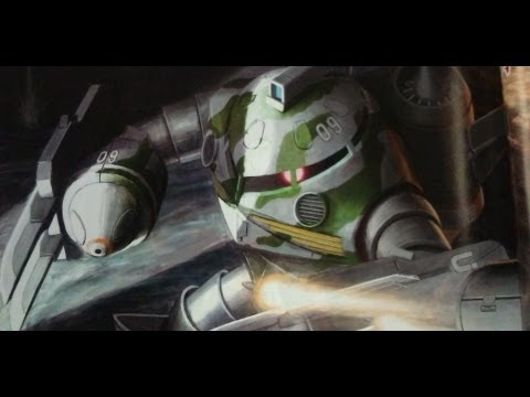 Gundam Battle - Ram Z'Gok In-Combat【#GBO】