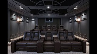 Home Theater Seating by Elite …