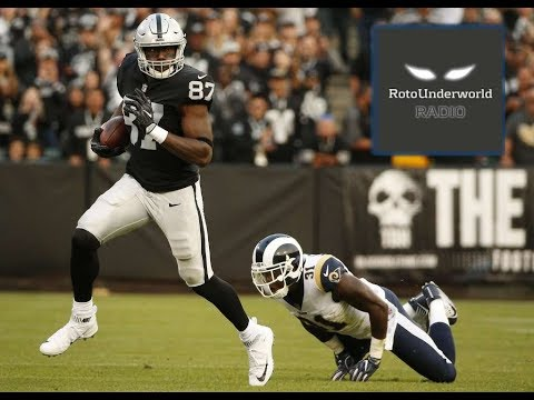 Everyone needs to roster Jared Cook in all fantasy football formats in the later rounds