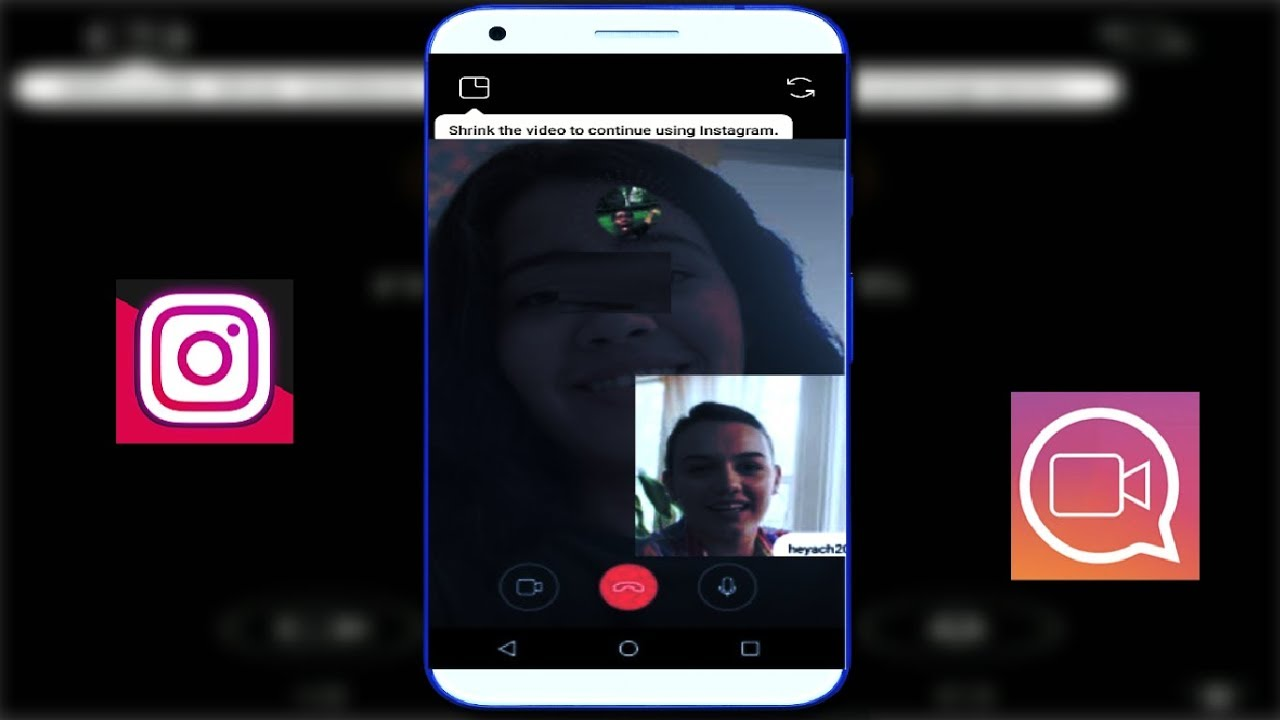 Instagram New Update to Make Video Call in Android 2018