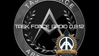 как установить Task Force Radio ARMA 3
