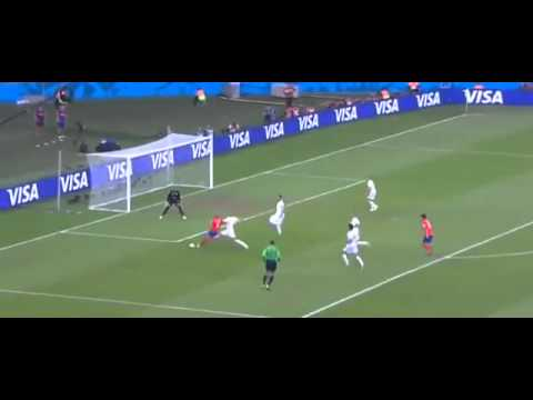 Algeria 4 : 2 South Korea Highlights
