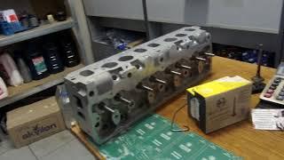видео Ремонт блока цилиндров двигателя УМЗ-421, расточка и хонингование