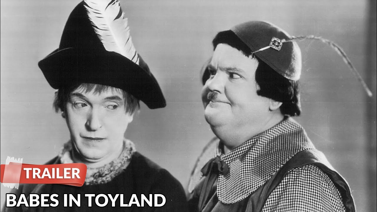 Babes in Toyland 1934 Trailer | Ray Bolger | Tommy Sands