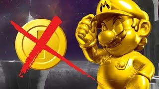 What if Coins KILLED You in Darker Side? Mario Odyssey Challenge!