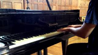 Les Misérables - On my own Piano Cover by Tuaman