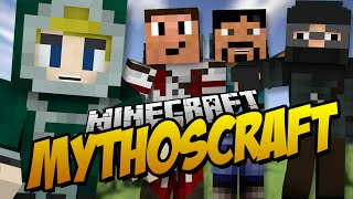 Minecraft: Mythos Craft - PETCH AND THE FATE OF OUR FUTURE! (Roleplay) Ep. 4