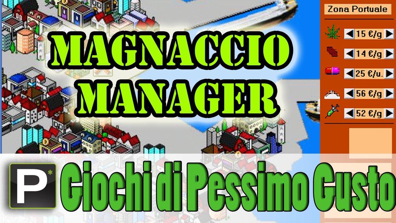 magnaccio manager
