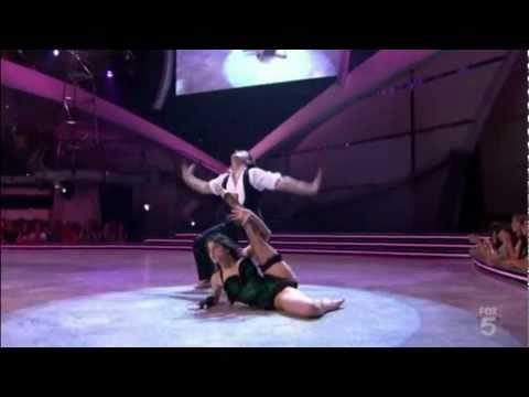 SYTYCD4  Courtney & Mark  Jazz The Garden HD