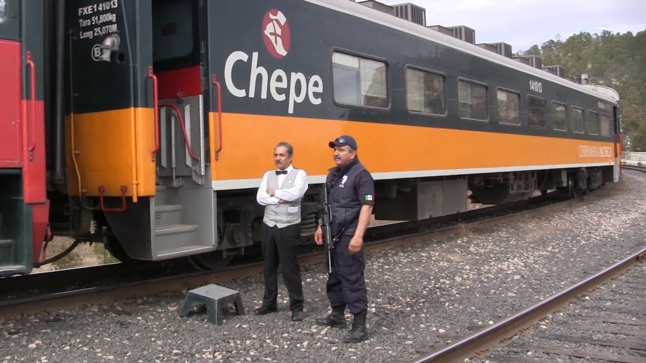 El Chepe Train Mexico; Spectacular Copper Canyon