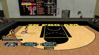 NBA 2k20 gameplay/ Grinding for @ToxicNation2k