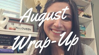 August Wrap Up | 2018