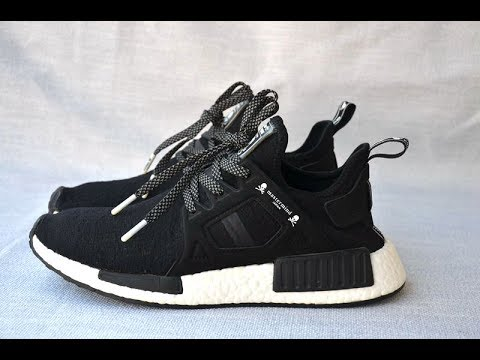 c290741aea99c0 ADIDAS NMD XR1 MASTERMIND JAPAN - YouTube