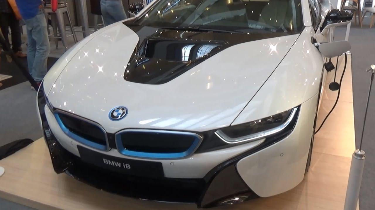 I8 Exterior: BMW I8 2017 Exterior & Interior