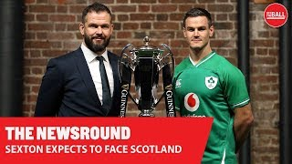 THE NEWSROUND | Sexton boost, Premier League teams, CPA on fixture row | LIVE