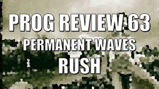 Baixar Prog Review 63 - Permanent Waves - Rush