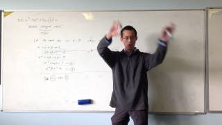 Harder Exercises w/ Polynomial Roots