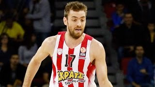 Assist of the Night: Vangelis Mantzaris, Olympiacos Piraeus