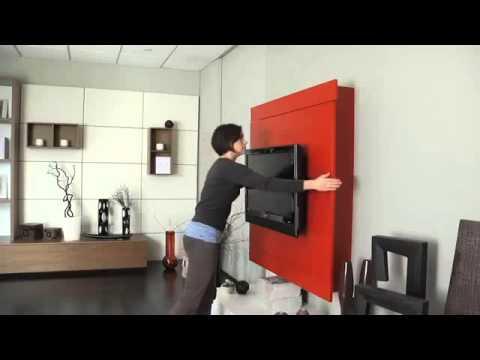 pannello porta tv lcd orientabile FREE-VIEW di ASTOR 2016-09-17