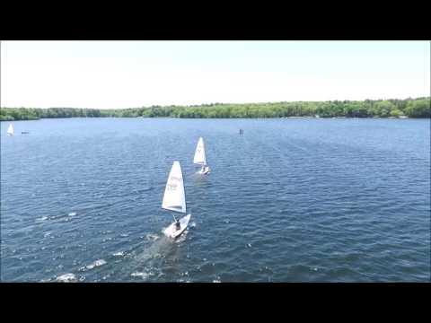 AERO Racing at Massapoag Yacht Club Sunfish/Laser/AERO Regatta
