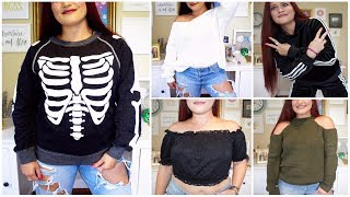 HUGE FALL CLOTHING HAUL & TRY ON | BACK TO SCHOOL 2017