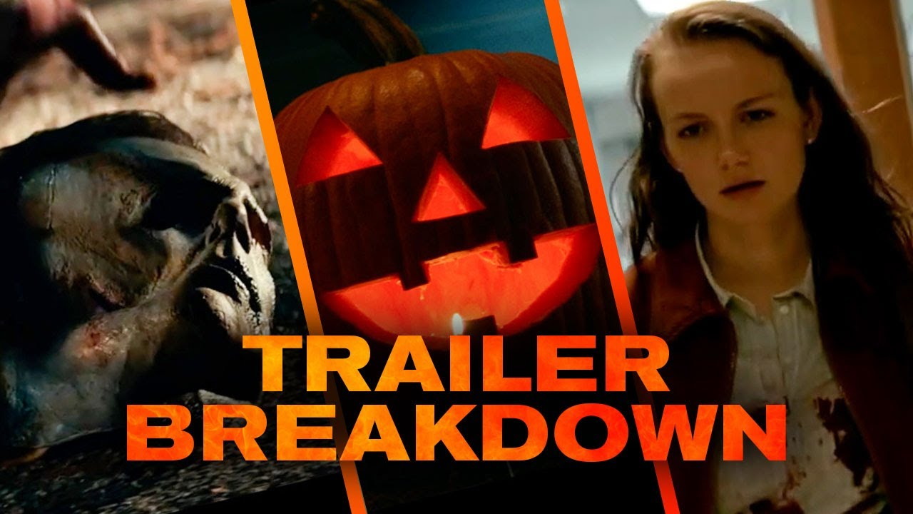 This company is not yet authorized. Halloween Kills (2021) Teaser Trailer #2 Breakdown   Michael Myers Mask Revealed! - YouTube
