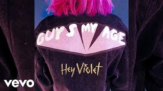 "Hey Violet - Guys My Age (Audio Only)(Buy or stream ""Guys My Age"" http://smarturl.it/HV_GuysMyAge For more on Hey Violet: http://www.heyviolet.com/ https://www.facebook.com/heyvioletofficial ..., 2016-09-20T04:00:01.000Z)"