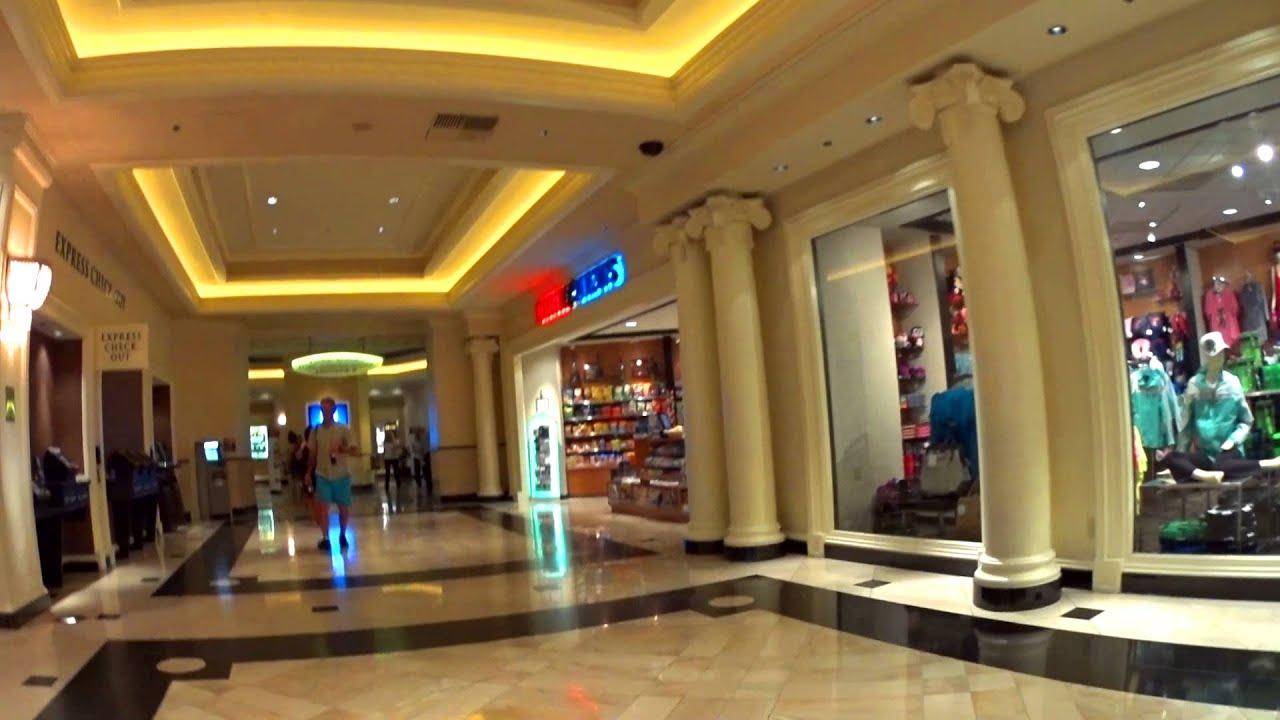 Walking Monte Carlo Las Vegas October 2014
