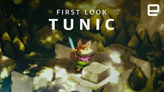 Tunic First Look at E3 2018